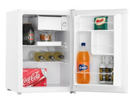 HELLER 70L Bar Fridge WHITE