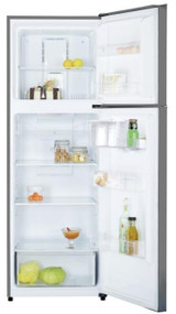 HELLER  Stainless Steel 366L Fridge