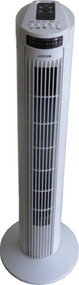 HELLER 75cm Tower Fan with Remote