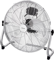 HELLER 40cm High Velocity Fan (Chrome)