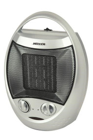 HELLER  Ceramic Oscillating Fan Heater 1500W