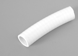 "10855, Hose, 2 - 1/2"", Flexible PVC, White"