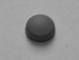 11456, Vent, Gray, Screw Cover, Pop-On