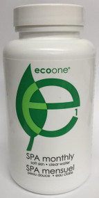 EcoOne ® SPA monthly