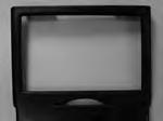 """11581-Enclosure, TV , 15"""" Front 35 x 28 x 3/16"""