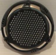 """14646-Stereo, Speaker Cover, Custom SS, 2"""" Tweeter, 2010"""