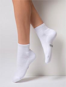 Supremacy Quarter Socks 2 pairs