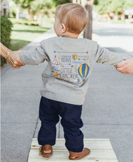 Rugged Butts Brave Little Explorer Tee Shirt