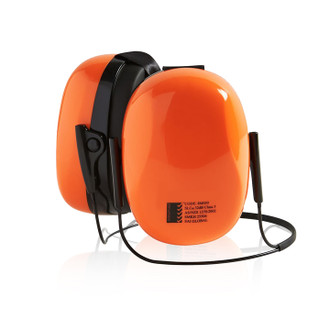 Protective Ear Muffs With Neck Band