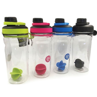 Tritan Shaker Drink Bottle