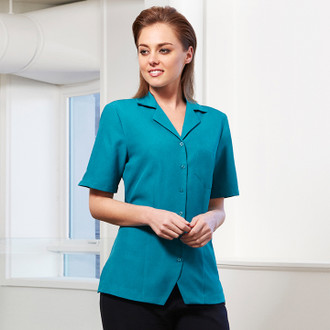 Ladies Plain Oasis Outerblouse