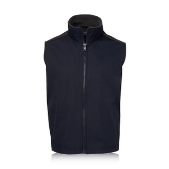 A.T Vest in Navy