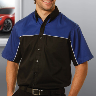 Mens Racer Shirt