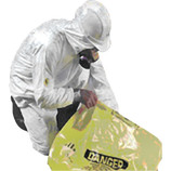 Sure-Guard™ Asbestos Removal Liners 3x Strong