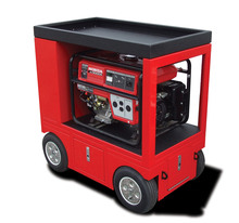 Generator Cart Pitbox