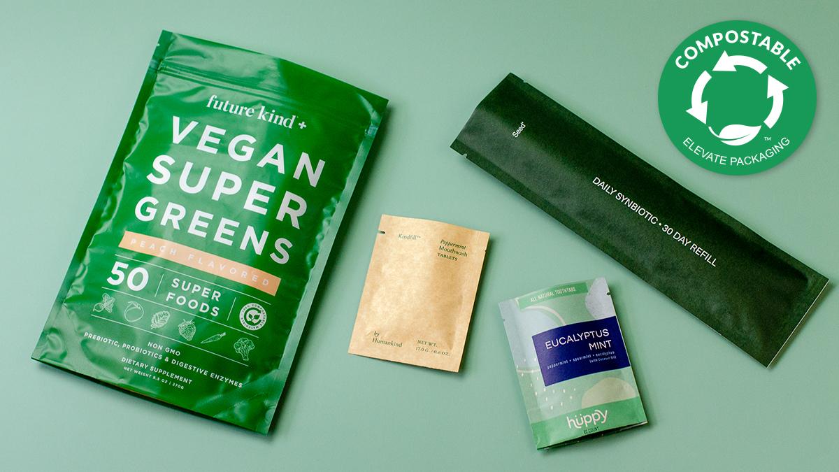 Sustainable Custom Packaging
