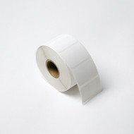 "1.5 x 1"" Compostable Rectangle Direct Thermal Labels"