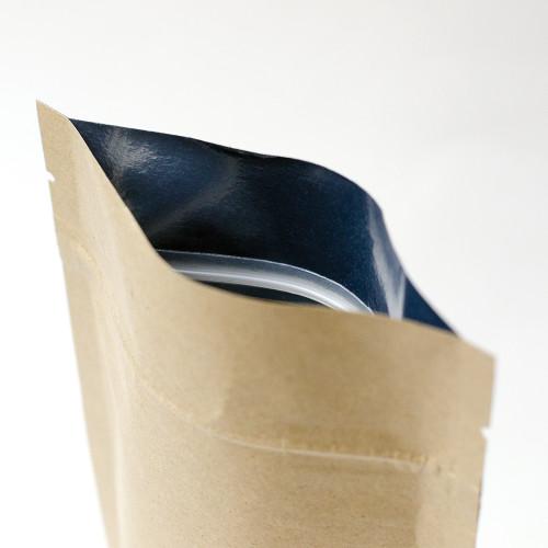 Compostable Zipper Pouch