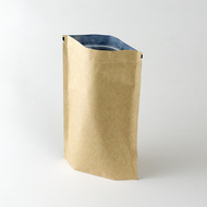 4oz Kraft Compostable Stand Up Pouch