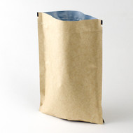 8oz Kraft Compostable Stand Up Pouch