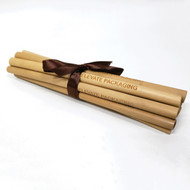 Bamboo Straws [Pack of 10]
