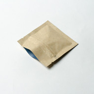 "3"" compostable zipper sachet"