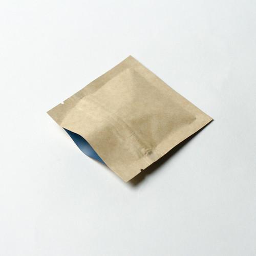 """3"""" compostable zipper sachet"""