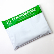 Home Compostable White Mailer