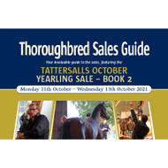 Tattersalls October Yearling Sale - Book 2 (All days)