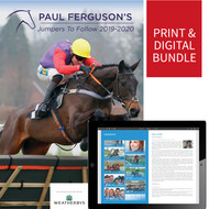 Paul Ferguson's Jumpers To Follow 2019-2020 PRINT & DIGITAL BUNDLE