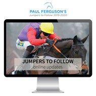 Paul Ferguson's Jumpers To Follow 2019-2020 ONLINE UPDATES
