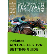 Weatherbys Cheltenham Festival Betting Guide 2019