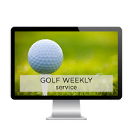 Golf Weekly Service 2019