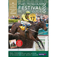Weatherbys Cheltenham Festival Betting Guide 2020