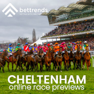 Cheltenham Online Race Previews 2020