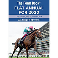 The Form Book Flat Annual for 2020