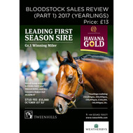 Bloodstock Sales Review - Part 1 2017