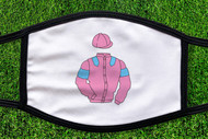 Racing Silks Face Mask