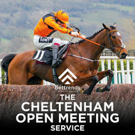 Cheltenham Open Meeting Service 2020