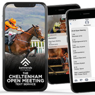 Cheltenham Open Meeting 2020 - Text Service