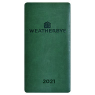 Weatherbys Pocket Diary 2021