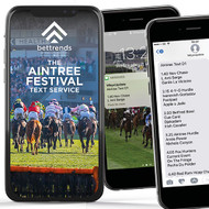 Aintree Festival Text Service 2021