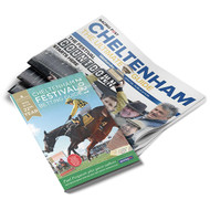 Weatherbys Cheltenham Festival Betting Guide 2021 (print) & Racing Post Weekender Cheltenham Ultimate Guide 2021 BUNDLE