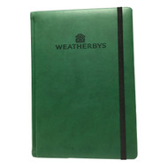Weatherbys Notebook