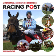 Unforgettable Moments Racing Post Wall Calendar 2022