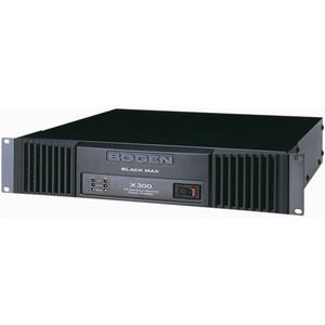 300 WATT AMP DUAL CHANNEL (bogen_X300)