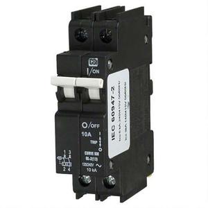 CIR BRKR MAG-HYDR 10A 240VAC (AE-C10A2P-489)