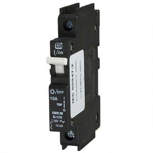CIR BRKR MAG-HYDR 15A 240VAC (AE-C15A1P-489)