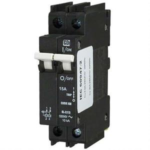CIR BRKR MAG-HYDR 15A 240VAC (AE-C15A2P-489)