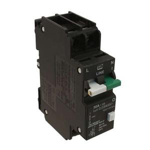 """Circuit Breaker, GFI 22ma, UL 1053, 50A, UL 1077"" (AE-C50A2P-GFI)"